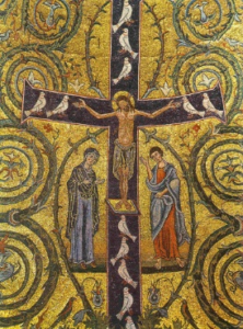 Risultato immagini per croce gemmata